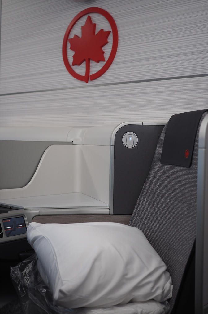 Air Canada Business Class
