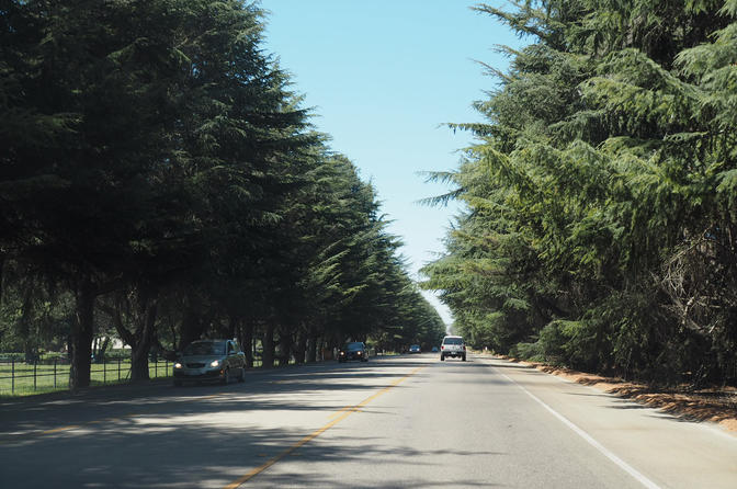 101 Route from Solvang