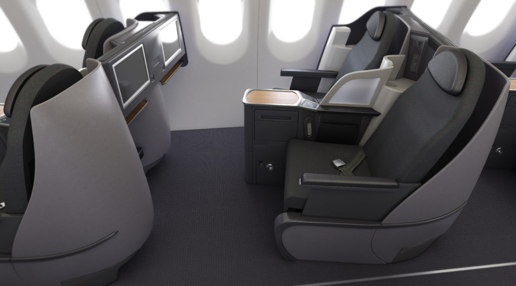AA Business Class on A321 Transcontinental Flights