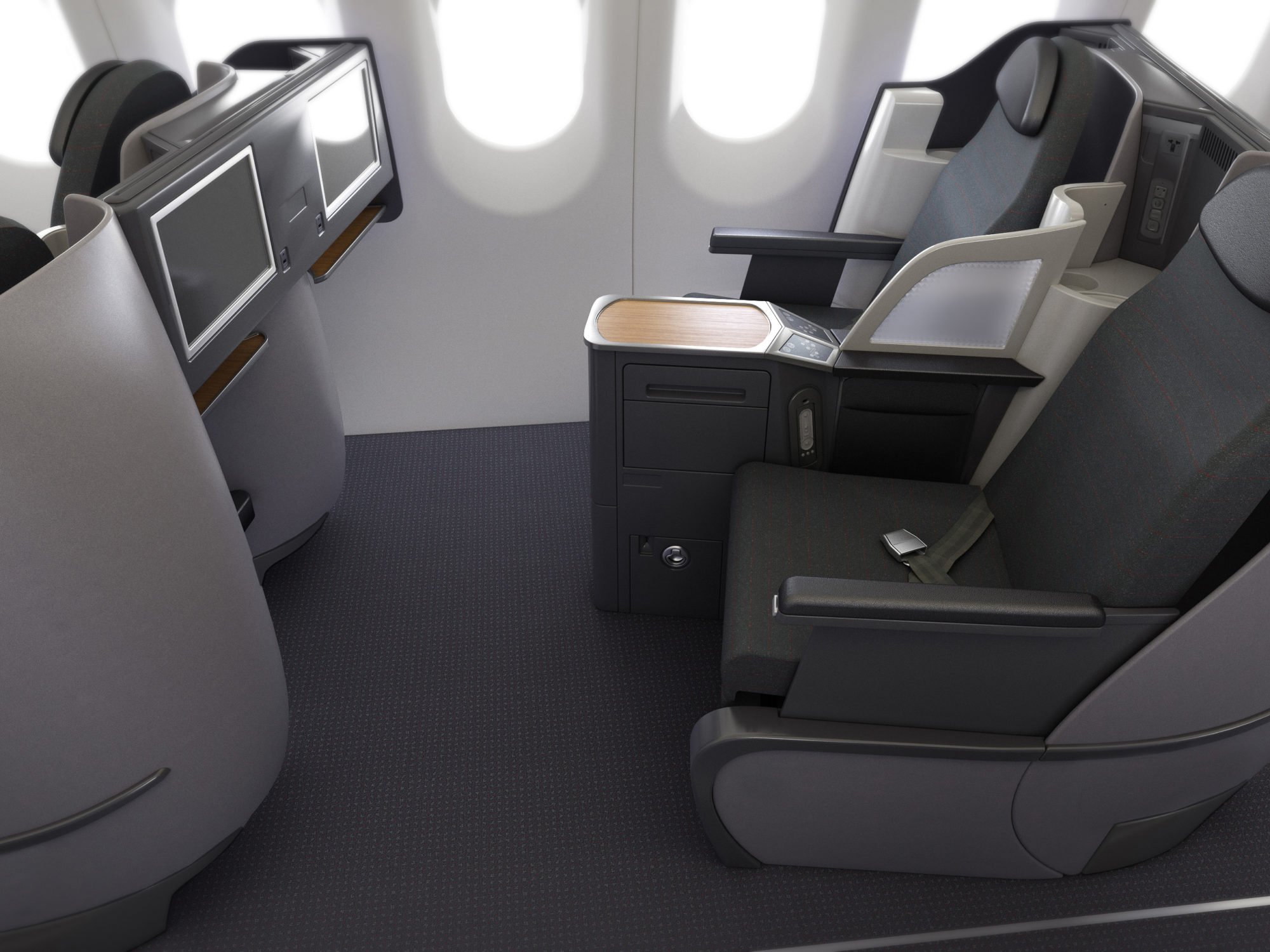 American Airlines Business Class A321
