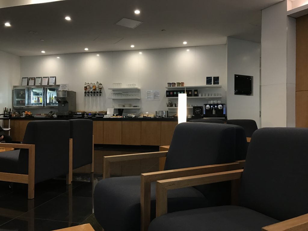 Cathay Pacific Business Lounge - Melbourne