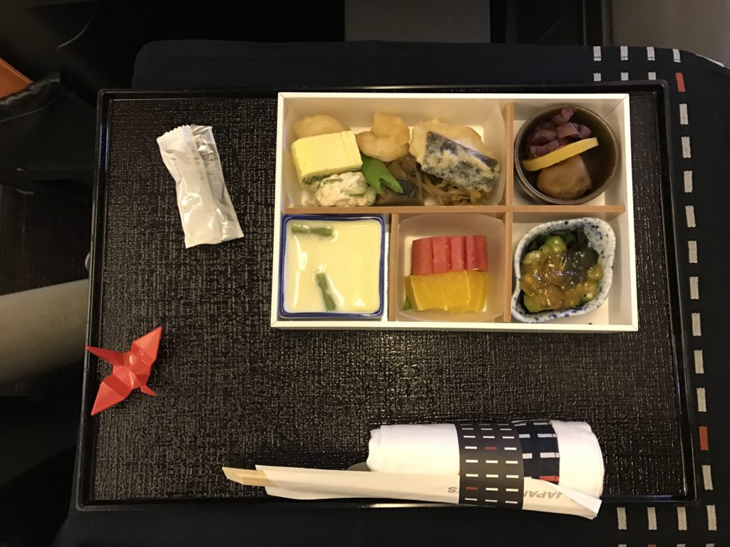 JAL BC Japanese Appetizer