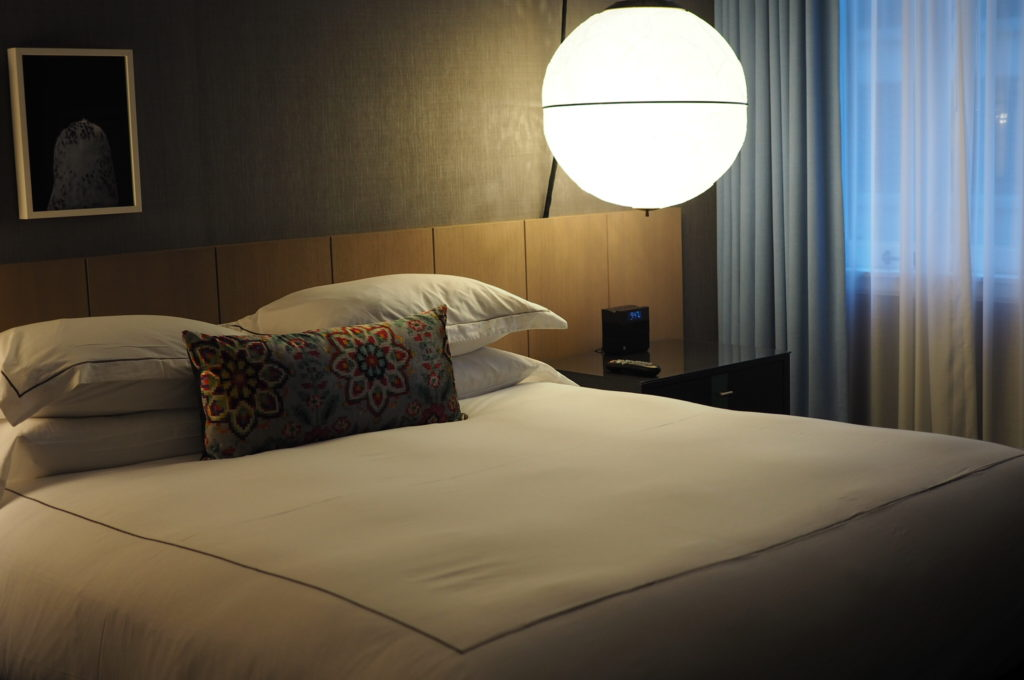 The Kimpton Gray Hotel Guest Room