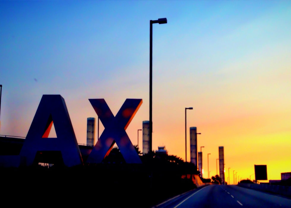 lax-sunset
