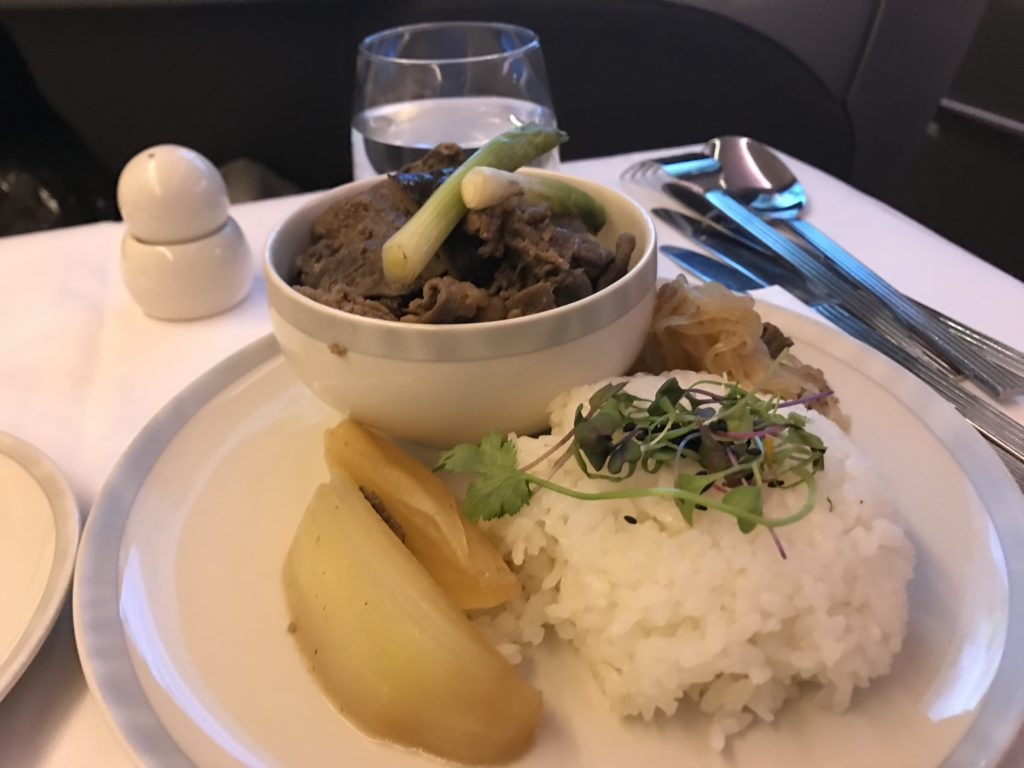 SQ Business Class Book The Cook