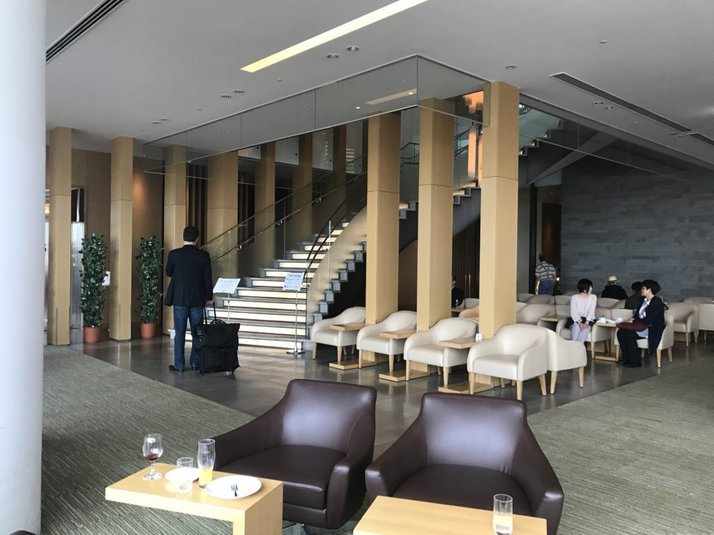 Dining area is located in the Upper Floor