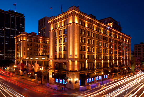 The US Grant Hotel