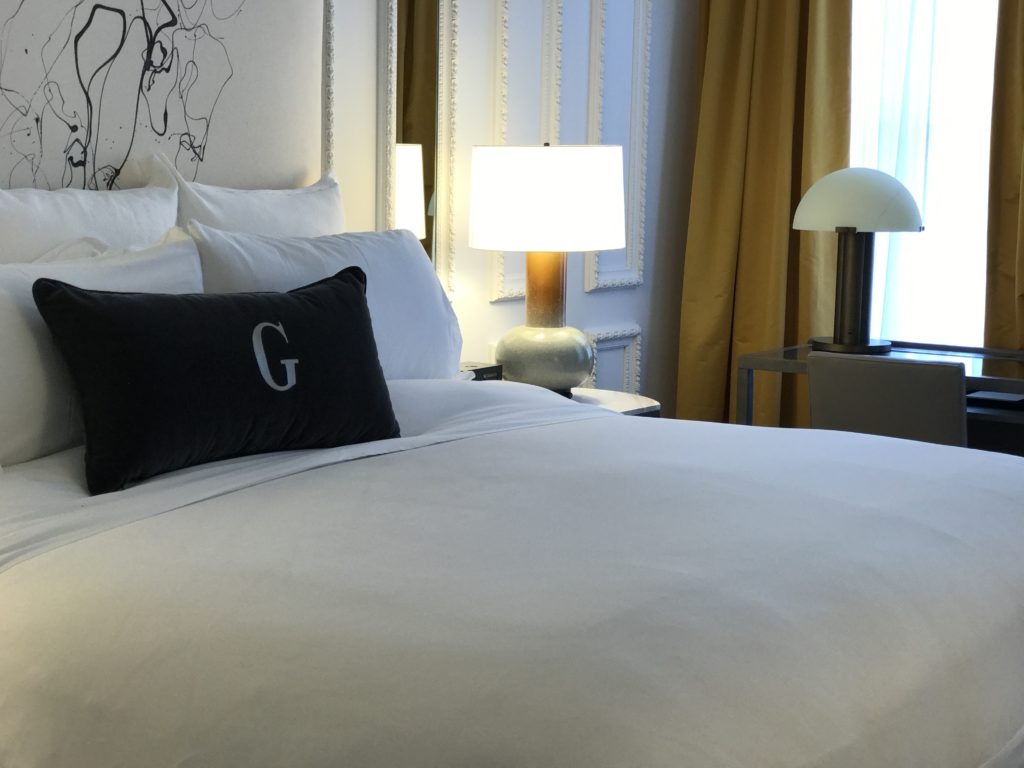 The US Grant Hotel Guest Room