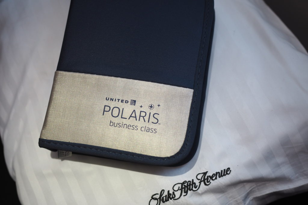 United Polaris Amenities Kit