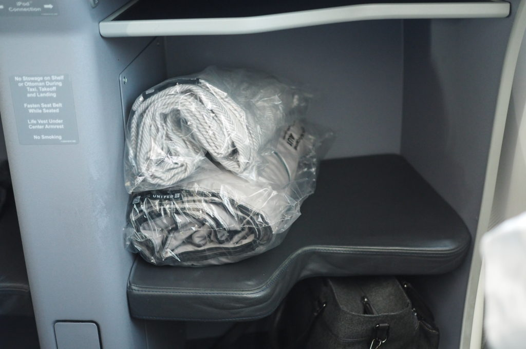 United Polaris Foot Cubby